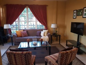 MLS#AE ANDERSON ESTATE. 2 BEDROOM, 1BATHROOM. FULLY-FURNISHED APARTMENT