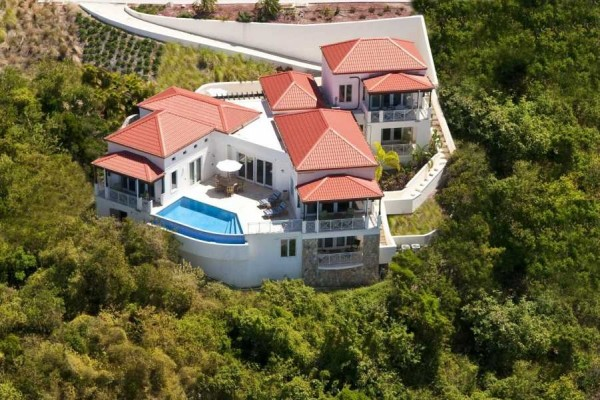 MLS#SB9 LUXURY PRIVATE VILLA-SCRUB ISLAND