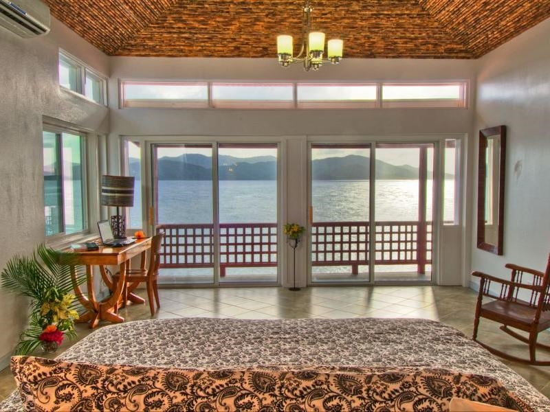 MLS #CF33 FORT RECOVERY WATERFRONT VILLA - Cayman  Property for For Sale