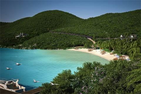 MSL#B2 VIRGIN GORDA,BLUNDER BAY ESTATE - Cayman  Property for For Sale